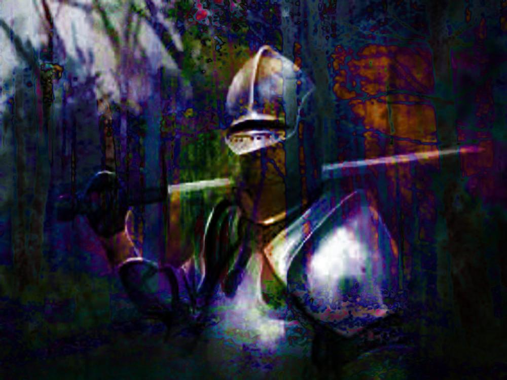 Blind Knight